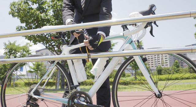 高級自転車・ロードバイクの盗難防止になる5つの駐輪方法